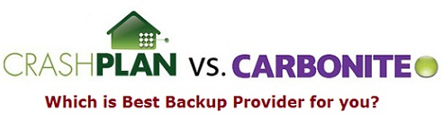 carbonite vs crashplan - comparison and review