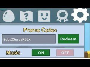 free Roblox Bee Swarm Simulator promo Codes